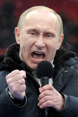 """...de la """"democraţia"""" lui Putin"""
